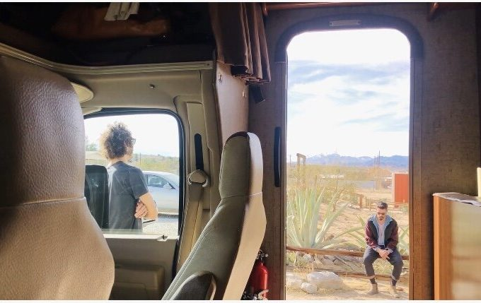 A Quick Trip to Joshua Tree to Shoot a Music Video